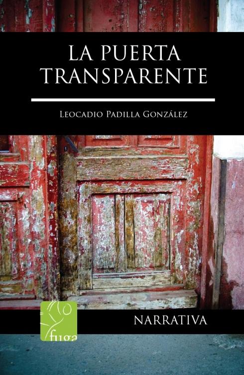 Cover LA PUERTA TRANSPARENTE (frente)