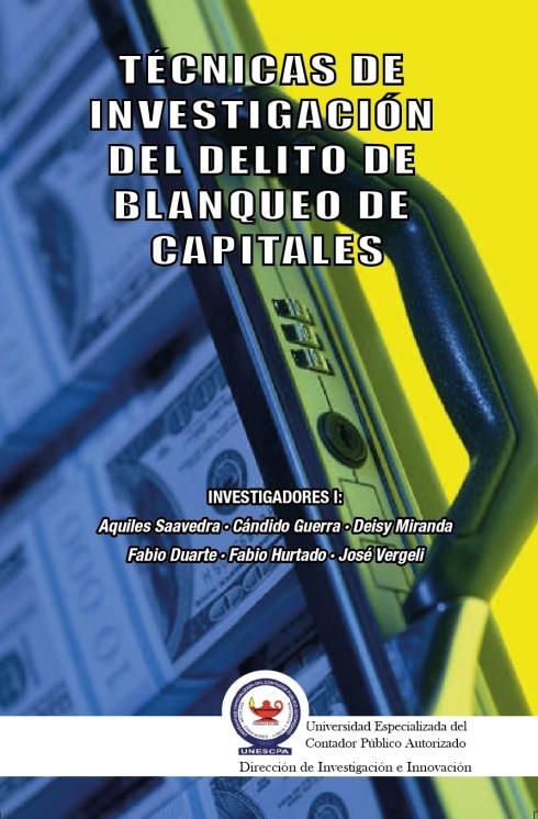 COVER Blanqueo de Capitales Portada 24-5-14